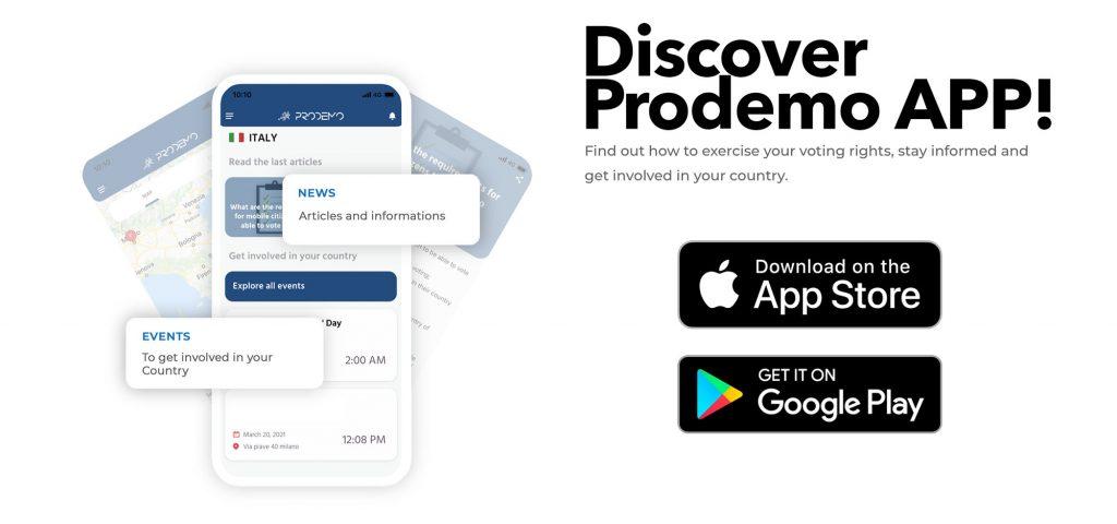 Discover Prodemo App